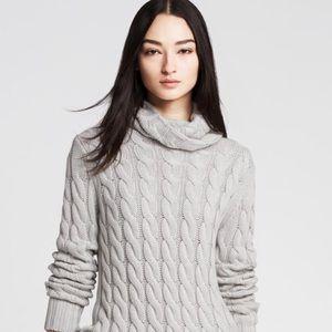 Banana Republic Knit Turtleneck Sweater